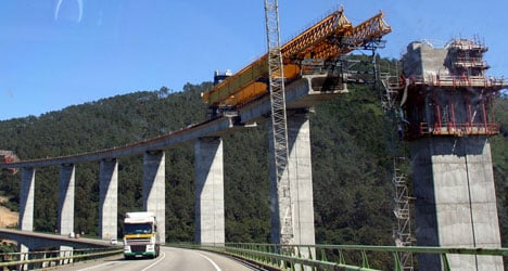 Spain's roads double the cost of Germany's: study