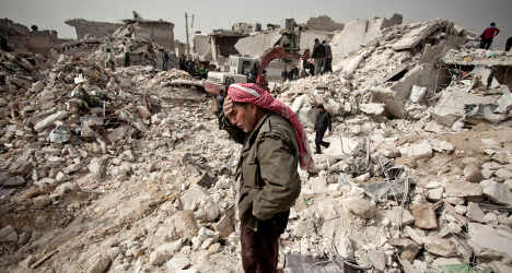 'Friends of Syria' to meet in Rome – report