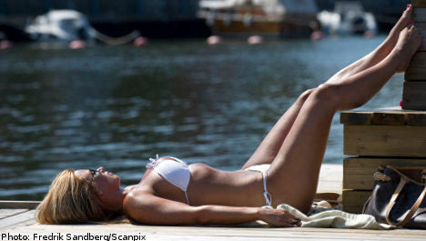 Weather agency calls time on Swedish summer