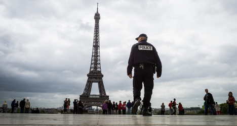 Paris thieves busted as police fight tourist crime