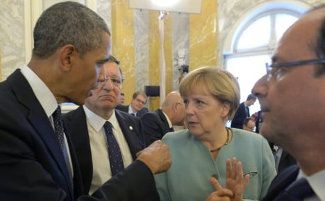 Germany criticizes allies over Syria statement