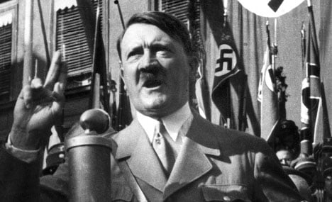 Town to drop Hitler honour after 80 years