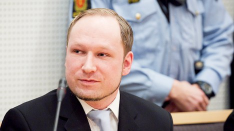 Breivik's mother tried to block book on deathbed