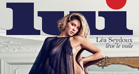 'French Playboy' mag 'Lui' makes a comeback