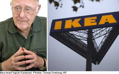 Ikea family feud erupts over flat-pack fortune