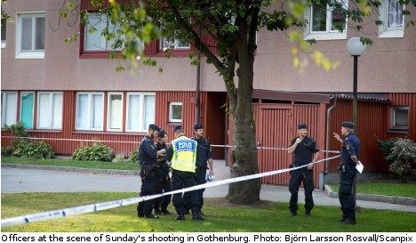 Gothenburg holds crisis meet over shootings