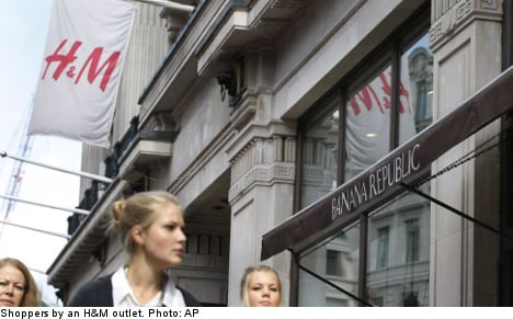 H&M profits soar as 3,000th store launched