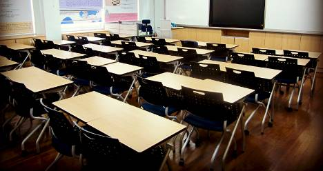 Teacher slams French education in suicide note