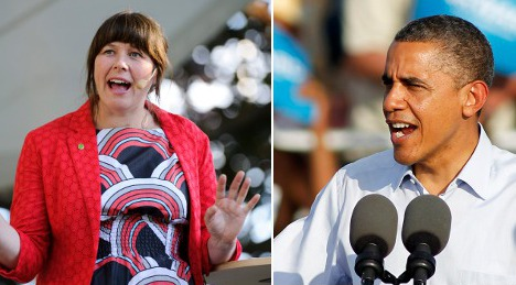 Green Party calls on Obama to act on climate