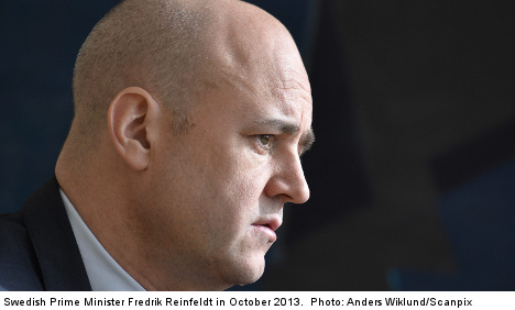 Reinfeldt: I don't know if the NSA bugged me