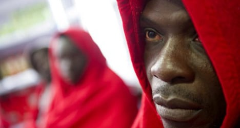 Italian tragedy highlights Spain's refugee crisis