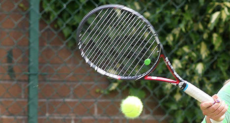 French tennis pros held over rape of US player