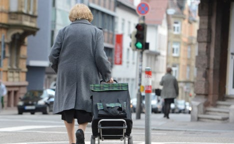 'Germany must prepare for rise in OAP crime'
