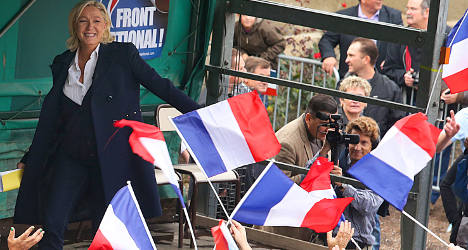 Far right stuns France in by-election vote