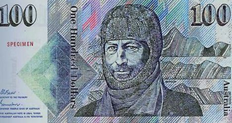Aussie explorer 'boiled and ate Swiss to survive'