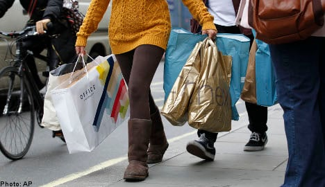 Swedish economy continues to sputter