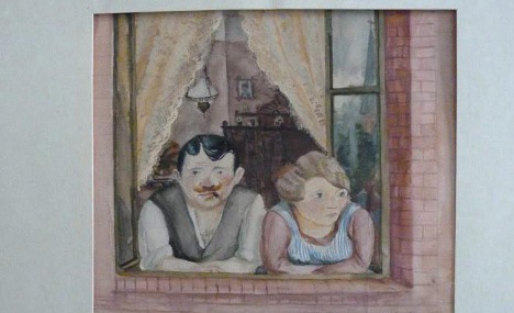 590 paintings from Nazi art trove to go online