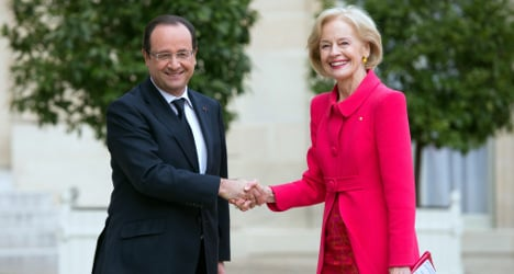 French president to visit Australia for first time
