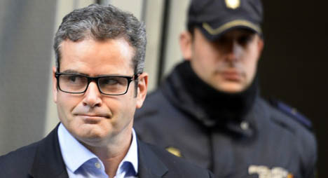 Rogue Spanish trader says no to US extradition
