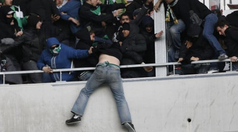 French government vows action against hooligans