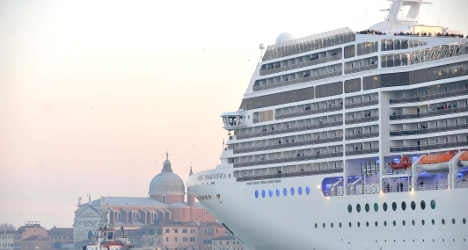 Venice cruise ship ban to drive out tourists