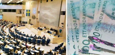 Swedish MPs at risk of corruption: report