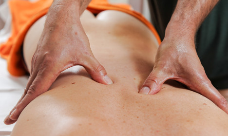 Court: Tantric massage is sexual – so tax it