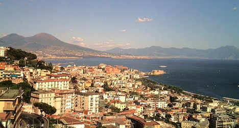 Naples 'safer than Milan and Rome': study