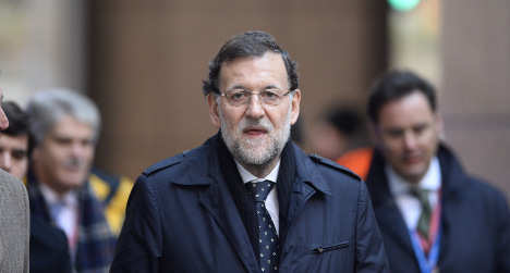 Recovery will kick off in 2014: Spanish PM