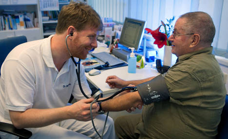 Germany needs an extra 4,600 doctors