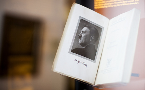 Annotated 'Mein Kampf' set for publication