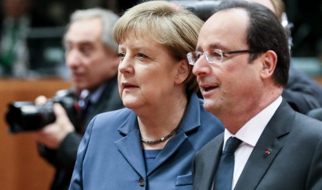 Germany and France commit to closer ties