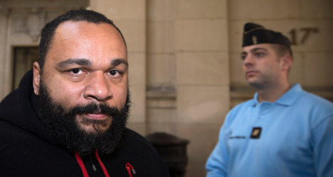 Dieudonné hit with last ditch ban by French court