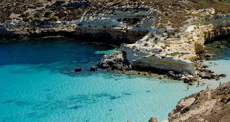 Lampedusa has the best beach in the world