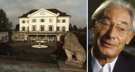 Bankrupt Swiss tycoon jailed for seven years