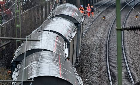 Officials knew of faulty track prior to derailment
