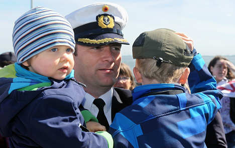 Family-friendly military 'too expensive'