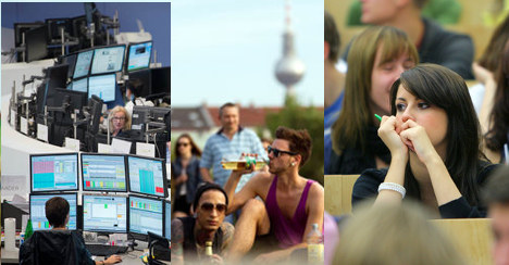 Germany's expat tribes: Which one are you?