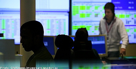 Stockholm stock market hits new all-time high