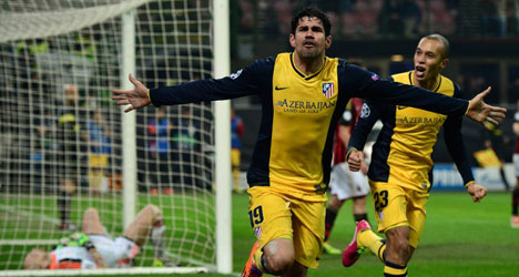 'Atletico tie not over yet': AC Milan coach
