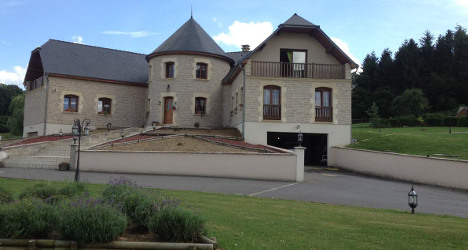 French mansion worth €2m up for grabs for €10