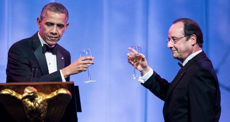 France and US reconcile over NSA spying scandal
