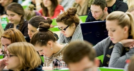 Swiss students shut out of EU exchange deal