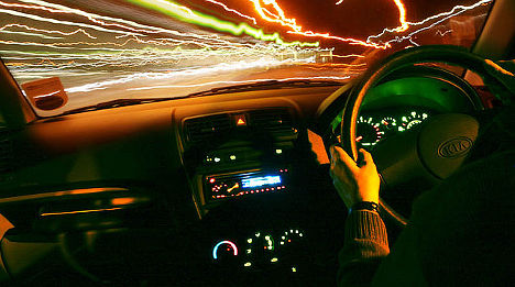 French drivers fear other drivers – and Italians