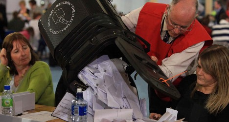 British expats in Spain urged to register to vote