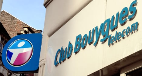 Bouygues bids for SFR to make telecoms giant