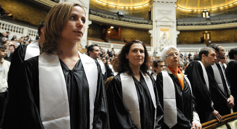 Reputation of French universities tumbles