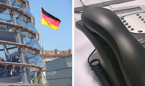 'Bundestag should be searched for bugs'