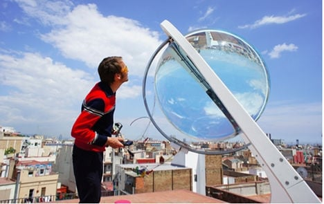 'Spain could be a world leader in solar power'