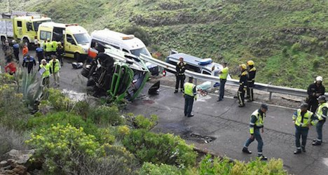 Driver of crashed bus in 'wrong gear': passenger